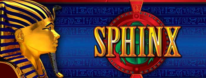 sphinx slot machine online soldi veri